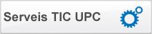 Serveis TIC UPC, (obriu en una finestra nova)